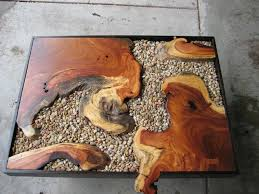 Build Wood Slab Coffee Table by Best 25 Tree Coffee Table Ideas On Pinterest Tree Trunk Coffee