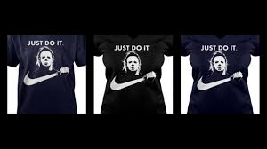Halloween Michael Myers Shirt Official Michael Myers Just Do It Shirt Hoodie Tank Top Youtube