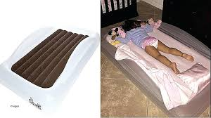 Travel Bed For Toddler images The shrunks toddler travel bed the indoor toddler inflatable jpg