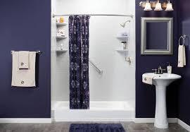 simple shower stall designs small bathrooms on house remodel