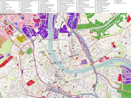 Dresden Germany Map by Hauptbahnhof Dresden Germany Map Central Train Station Tram And