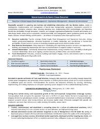 100 logistics resume objective leasing manager resume
