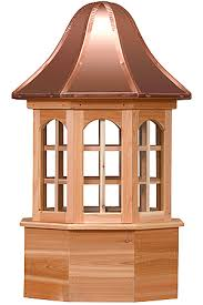 Cupola Size Rule Of Thumb The Vermont Cupola Cedar The Country Gentleman An American