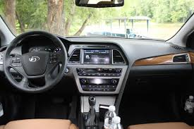hyundai tucson 2015 interior review 2015 hyundai sonata limited 2 4 the truth about cars