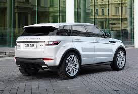 range rover evoque rear land rover range rover evoque estate 2011 rivals parkers