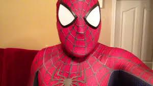 halloween spiders for sale my spiderman replica suit costume is amazing spidey4fun