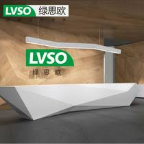 Vogue Reception Desk Receptionist Front Desk New From The Best Taobao Agent Yoycart Com