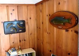 painting knotty pine paneling classy sense of knotty pine
