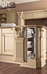 cuisine versailles kitchen wooden island lacquered versailles de luxe