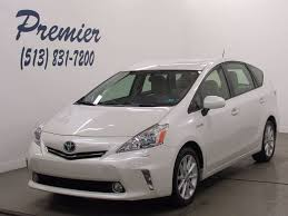 toyota prius v 2012 for sale 2012 toyota prius v five in milford oh premier automotive