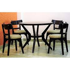 dining table set 4 seater mubell winslow dining table set 4 seater in sheeshamwood mubell
