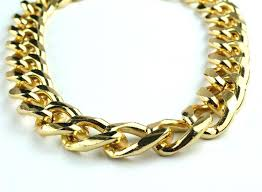 new necklace chain images Wholesale 2013 new fashion shiny cut light gold plated chunky jpg