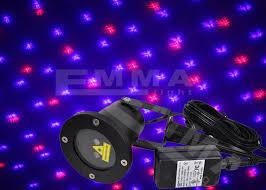 Landscape Laser Lights Outdoor Laser Lights For Trees Red Blue Garden Laser Light Mini