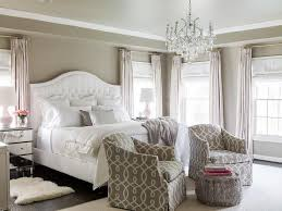Grey Curtains On Grey Walls Decor Bedroom Gray Bedroom With Pink Accents Curtains Sitting Area