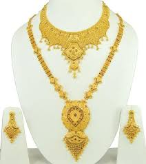 gold jewelry sets for weddings 12 best sets with necklaces as a wedding tradition images on