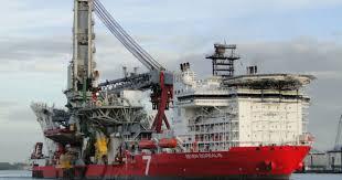 Heavy Lift Offshore Support Vessel Seven Borealis Ulstein