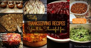 tasty thanksgiving recipes you ll be thankful for the