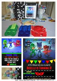85 xavi pj masks birthday images pj mask