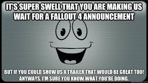 Funny Fallout Memes - yes man fallout memes quickmeme