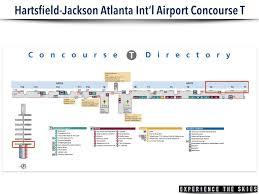 atlanta international airport map delta air lines launches smart boarding experience in atlanta