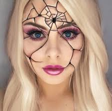 Creepy Doll Halloween Costume 25 Cracked Doll Makeup Ideas Scary Doll