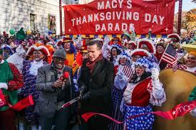 macy s thanksgiving day parade brings new balloons cheer
