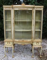 Curio Cabinet Furniture Curio Cabinet Magnificentue French Curio Cabinet Photos Ideas