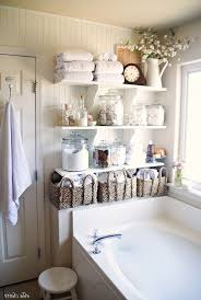 creative bathroom storage ideas creative bathroom storage ideas completed brown wood