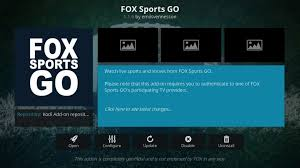 fox sports go app for android kodi sports add ons the 5 best kodi sports add ons 2017
