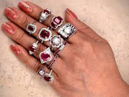 ruby engagement rings engagement ring type archives oh so