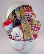 Baseball Gift Basket Cardinals Gift Baskets