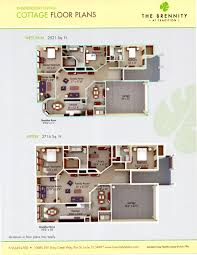 neighborhood focus the brennity at tradition independent brennity cottage floorplans
