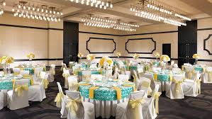 los angeles wedding reception venues sheraton gateway los