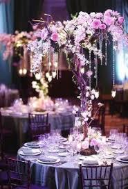Purple Wedding Decorations Purple Wedding Table Decor Purple Centerpieces And Purple Wedding