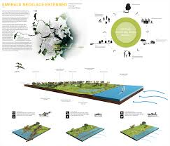 design competition boston submission gallery boston living with water biophilic design