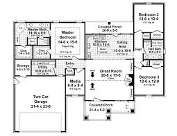 First Floor Master Bedroom Addition Plans 47 Best House Plans Images On Pinterest House Floor Plans Small