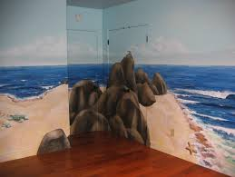 beach ocean murals images reverse search filename kidsmuraloceanrocks jpg