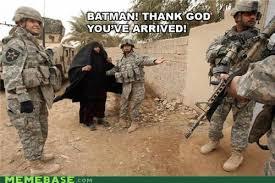 Burka Meme - omg batman meme by mw3sniper memedroid