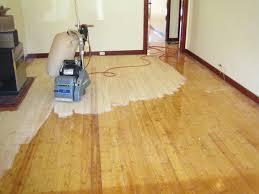 aa timber floors sanding process