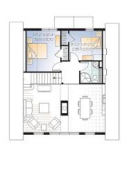 Multiplex Floor Plans by House Plan 76407 At Familyhomeplans Com