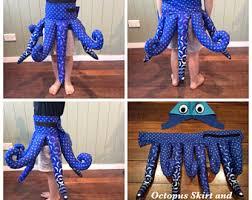 octopus costume etsy