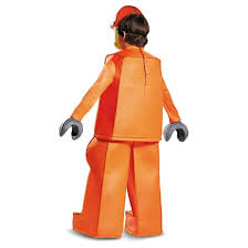 Halloween Costume Construction Worker Lego Construction Worker Boys U0027 Prestige Deluxe Costume Target