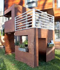 hello wonderful play modern contemporary eco friendly playhouses