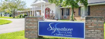 home signature healthcare of trimble county