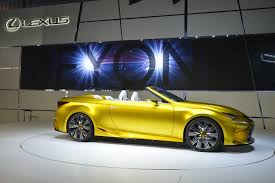convertible lexus 2016 lexus rc convertible still under consideration autoevolution