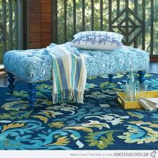 Aqua Outdoor Rug 18 Decorative Outdoor Area Rugs Home Design Lover