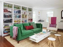 Emerald Green Velvet Sofa by When Your Designer Mom Decorates Your House Green Velvet Hgtv