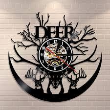 Pendule Murale Cuisine by Cerf Horloge Murale Promotion Achetez Des Cerf Horloge Murale