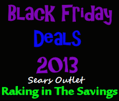 black friday 2013 sears outlet black friday deals