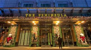 5 star luxury chicago hotels the peninsula chicago